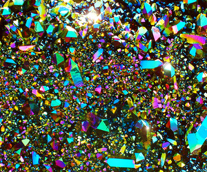 titanium crystal image