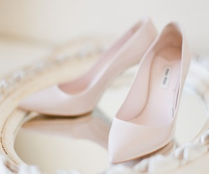 shoes, beautiful, and pink image