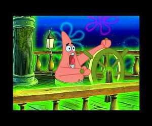 patrick, spongebob, and lel image