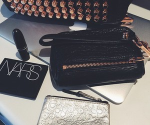 style, bag, and black image
