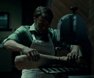 hannibal, NBC, and mads mikkelsen image