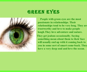 eyes, green eyes, and true image