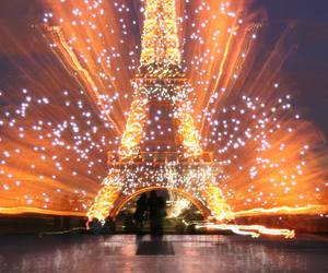 paris, travel, and love image
