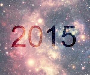 happy, new year, and 2015 image