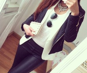 classy, outfit, and beautuful image