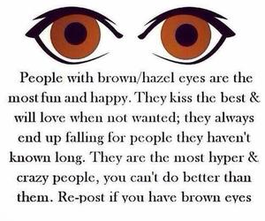 Brownhazel Eyes Shared By La Vie En Rose On We Heart It