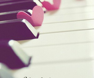 heart, songs, and music image