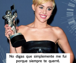 frase, letra, and miley cyrus image