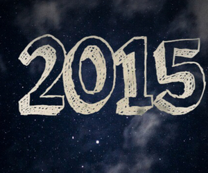 alone, happy new year, and 2014 image