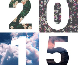 new years and 2015 image