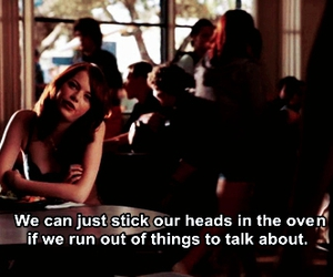 text, easy a, and emma stone image