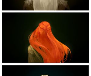 Legolas, thranduil, and tauriel image