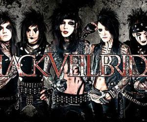 black veil brides, cc, and bvb image