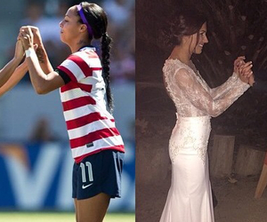 soccer, usa, and wedding image