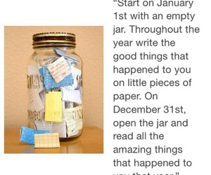 goals, jar, and newyear image