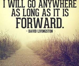 quote, forward, and life image