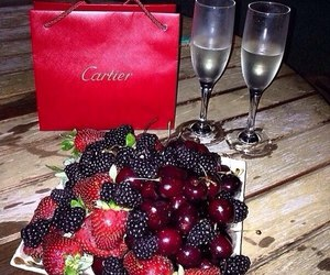 berries and cartier image