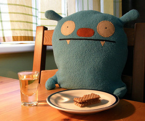 aww, cookie, and yummy image