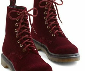 dr martens, fashion, and grunge image