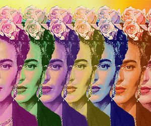 colors and Frida image