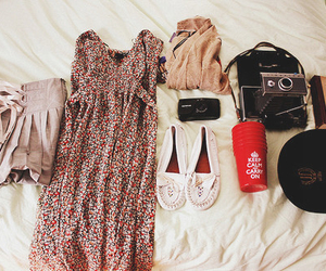 fashion, camera, and clothes image