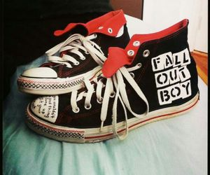 all star, fall out boy, and FOB image