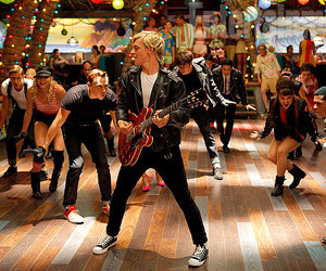 teen beach movie and ross lynch image