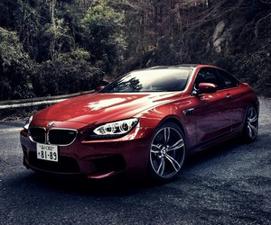 bmw and m6 image