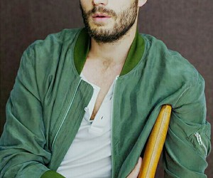 Elle, elle uk, and Jamie Dornan image