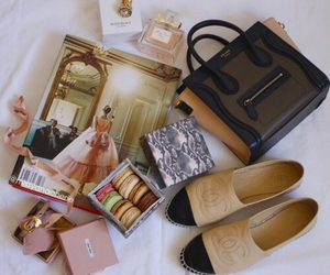 chanel, celine, and bag image