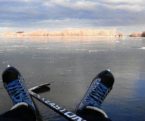 hockey, ice, and inspiration image