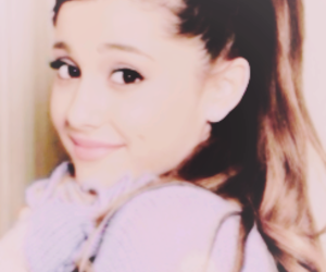 icon, pink, and ariana image