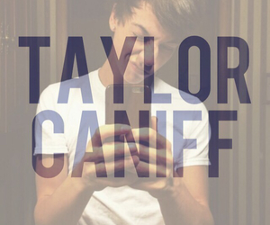 taylor caniff and magcon image