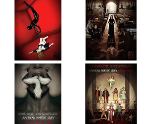 asylum, coven, and fox image