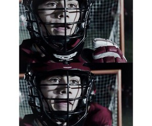 lacrosse, the first time, and the maze runner image