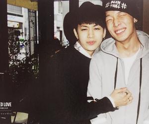 bobby, yunhyeong, and Ikon image