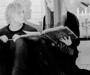 coven, evan peters, and american horror story image