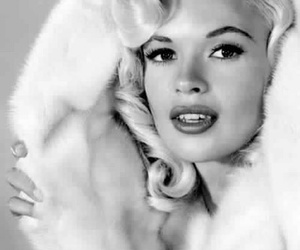 beauty, blonde, and jayne mansfield image