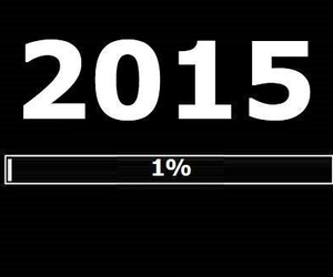 happy new year, 1%, and new year image