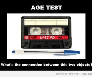 funny and age test image