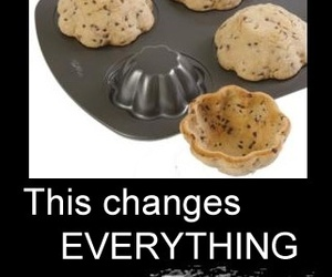 funny, cookie, and Cookies image