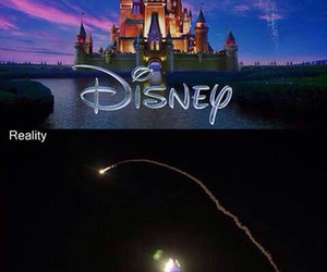 disney, funny, and reality image