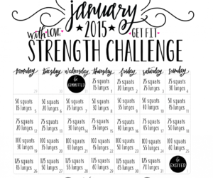 challenge, strength, and workout image