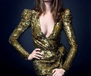 Anne Hathaway, beautiful, and dress image