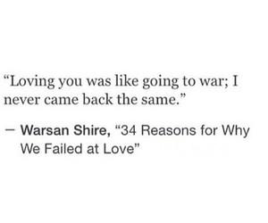 broken, war, and love image