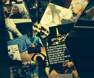 best friends, Collage, and diy image