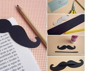 diy, moustache, and perfect image