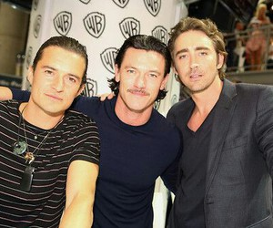 bros, lee pace, and orlando bloom image