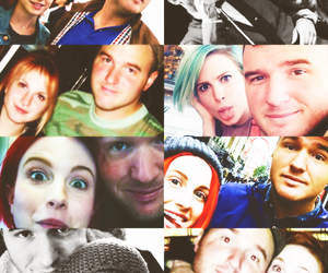 hayley williams, paramore, and new found glory image