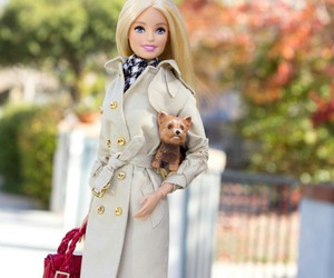 barbie, fashion, and pet image